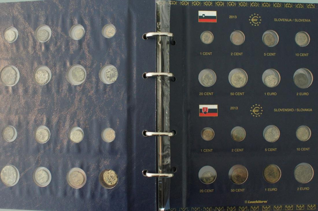 Book of 168 Roman and Greek Coins - 5