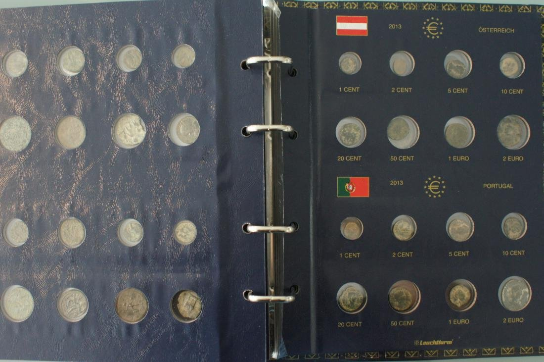 Book of 168 Roman and Greek Coins - 6