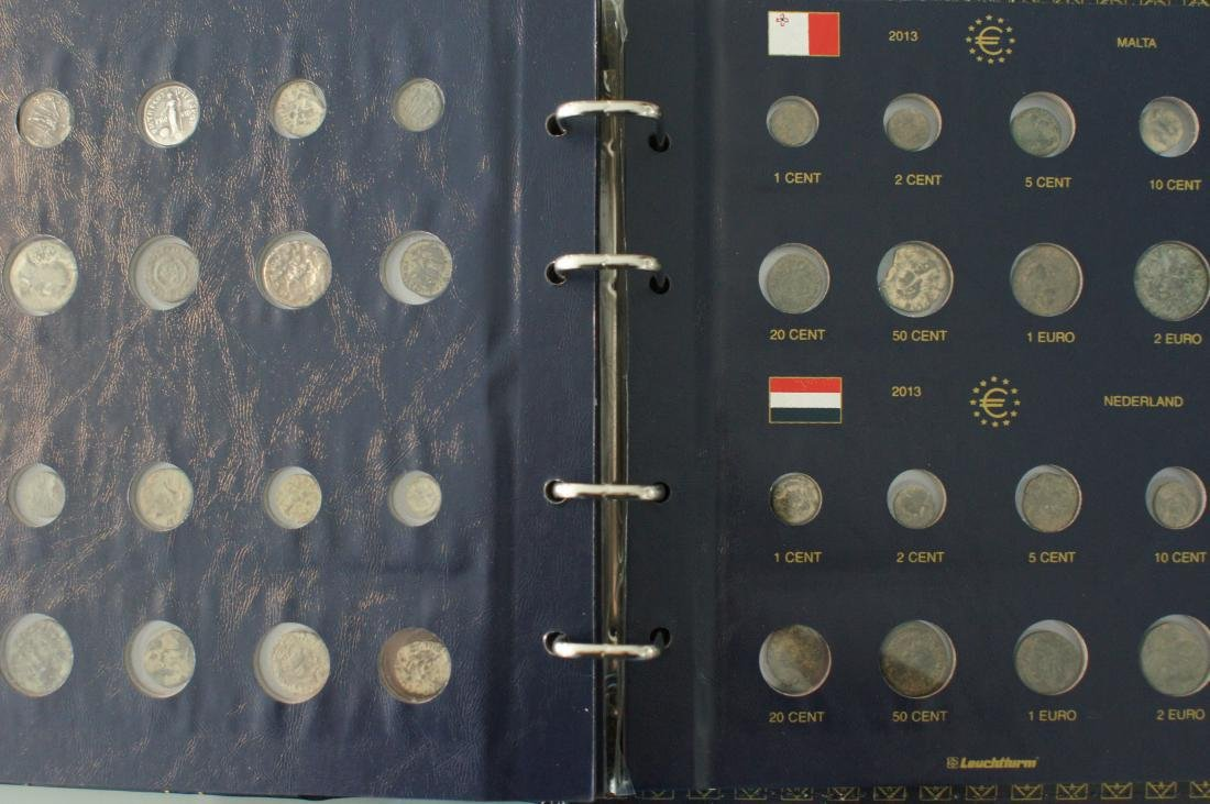 Book of 168 Roman and Greek Coins - 7