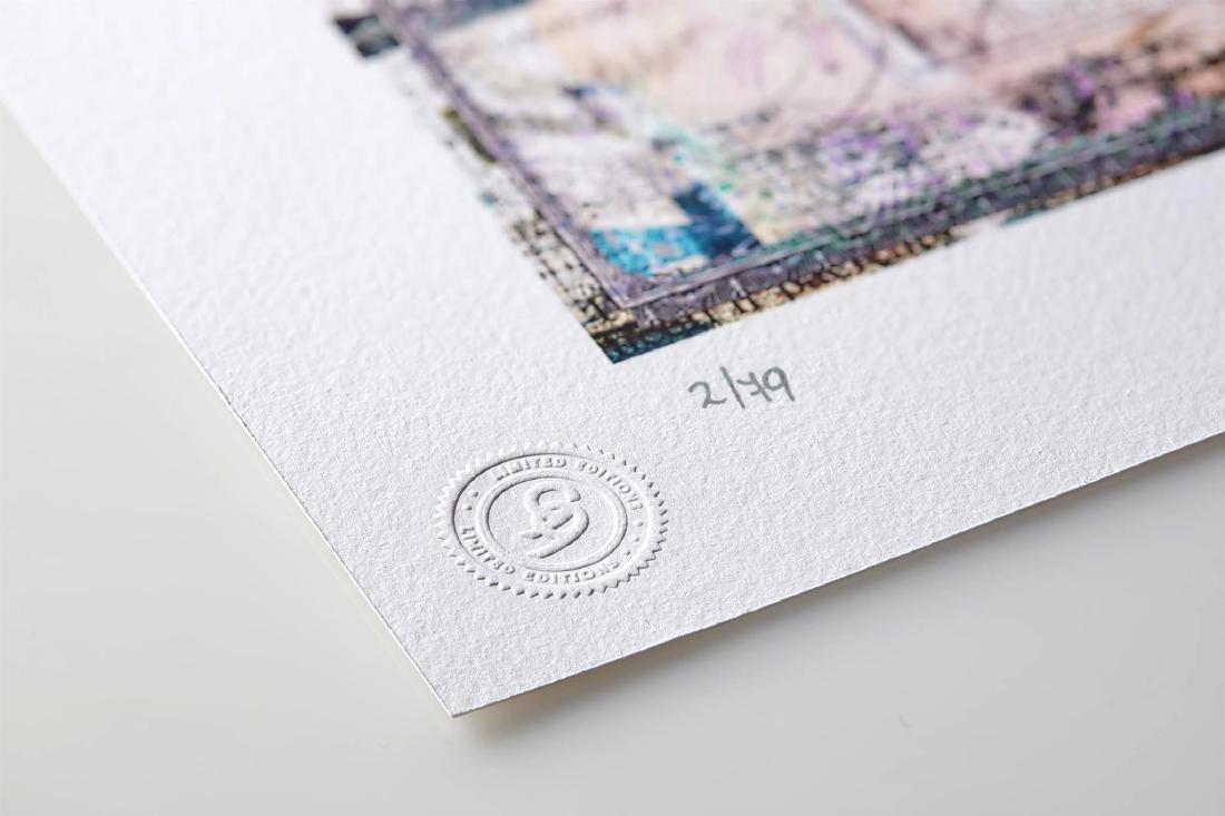 Thomas Bijen Print Bright Lights Big City | Platinum - 3