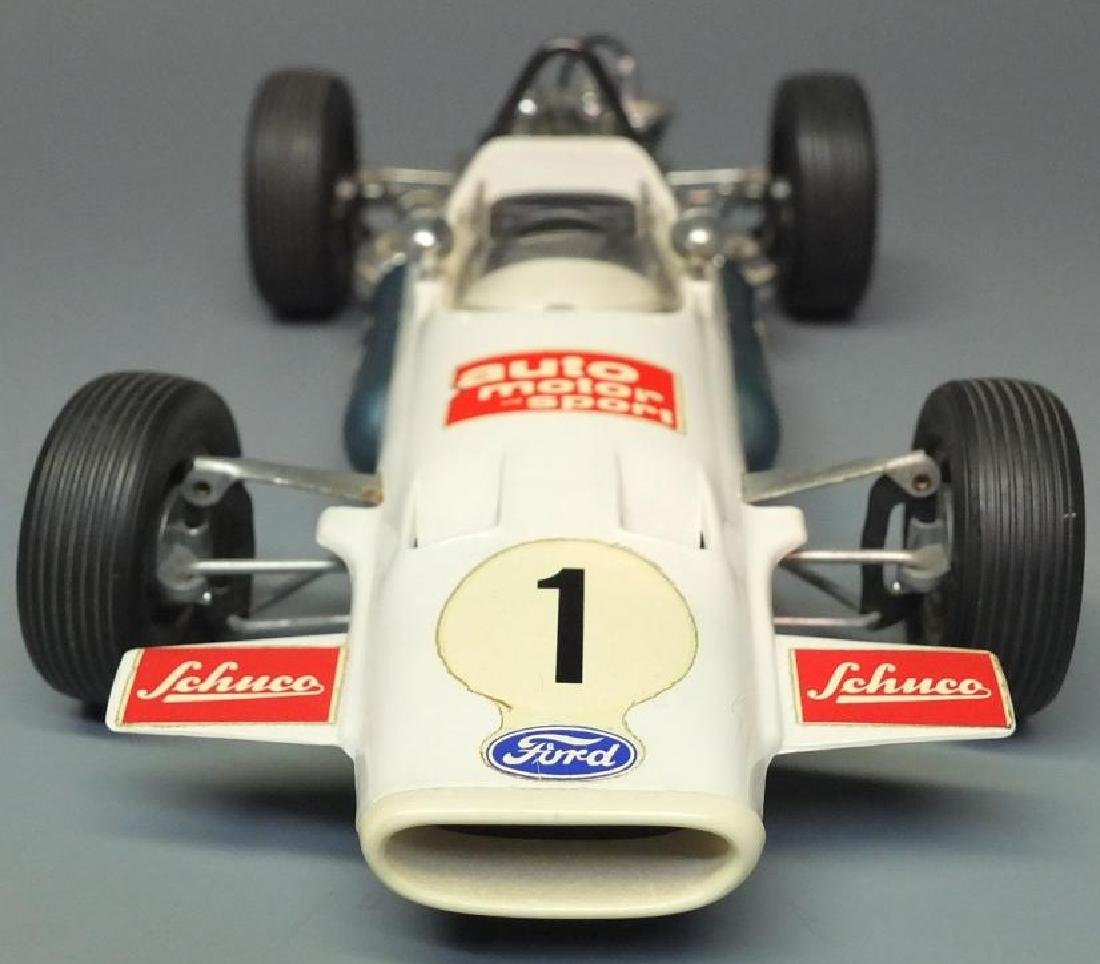 Schuco Brabham-Ford, Made in Germany in 1960s, c9, - 2
