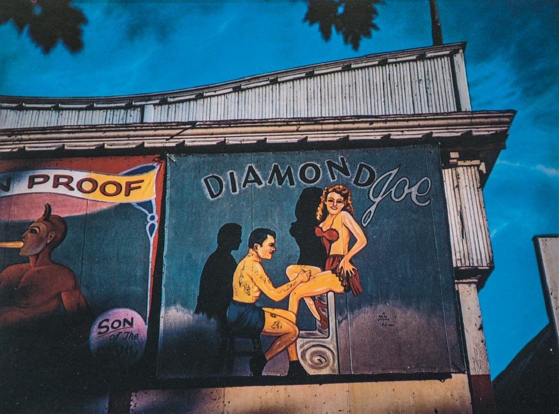WALKER EVANS - Tatoos-Diamond Joe, 1962