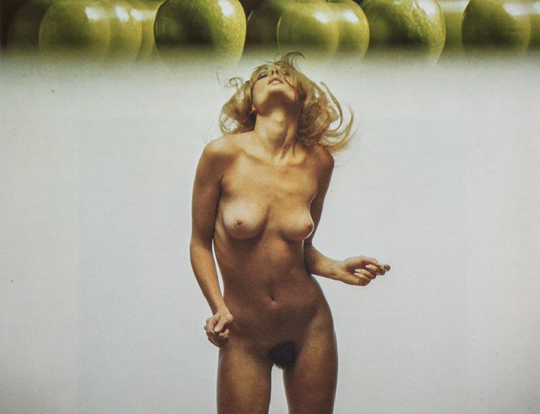 SAM HASKINS - Nude, Apples