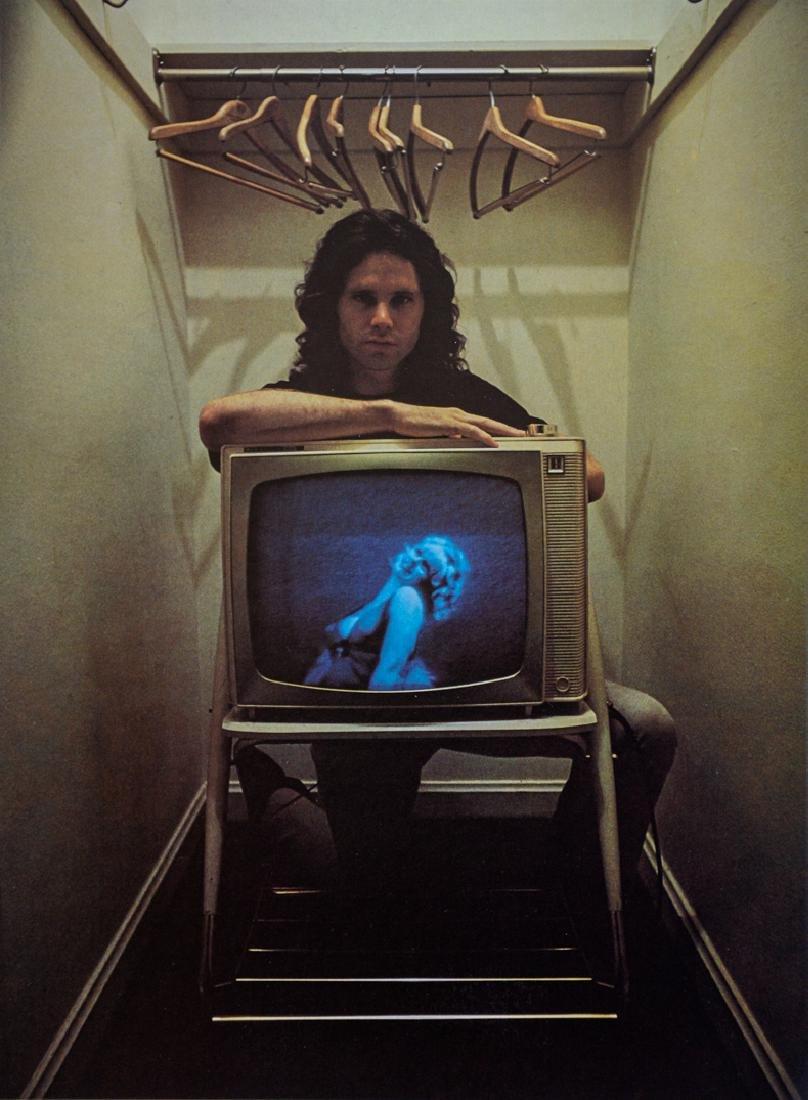 ART KANE - Jim Morrison