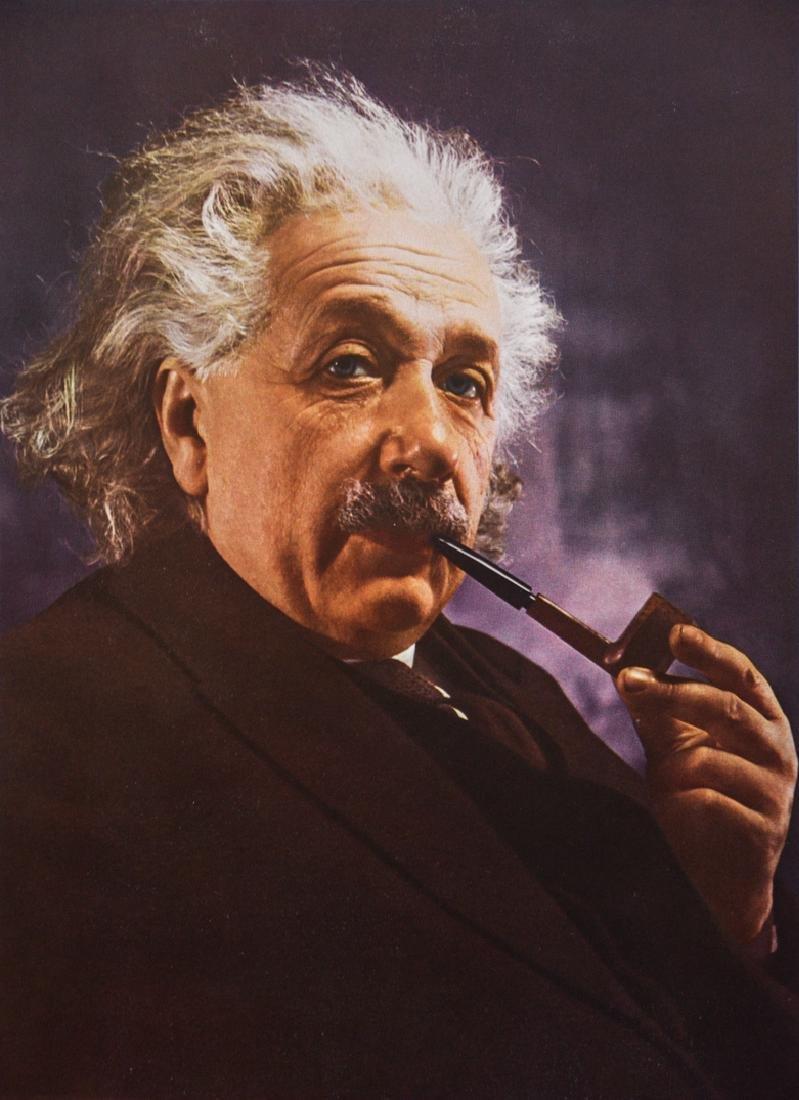 GOESTA P. LJUNGDAHL - Albert Einstein