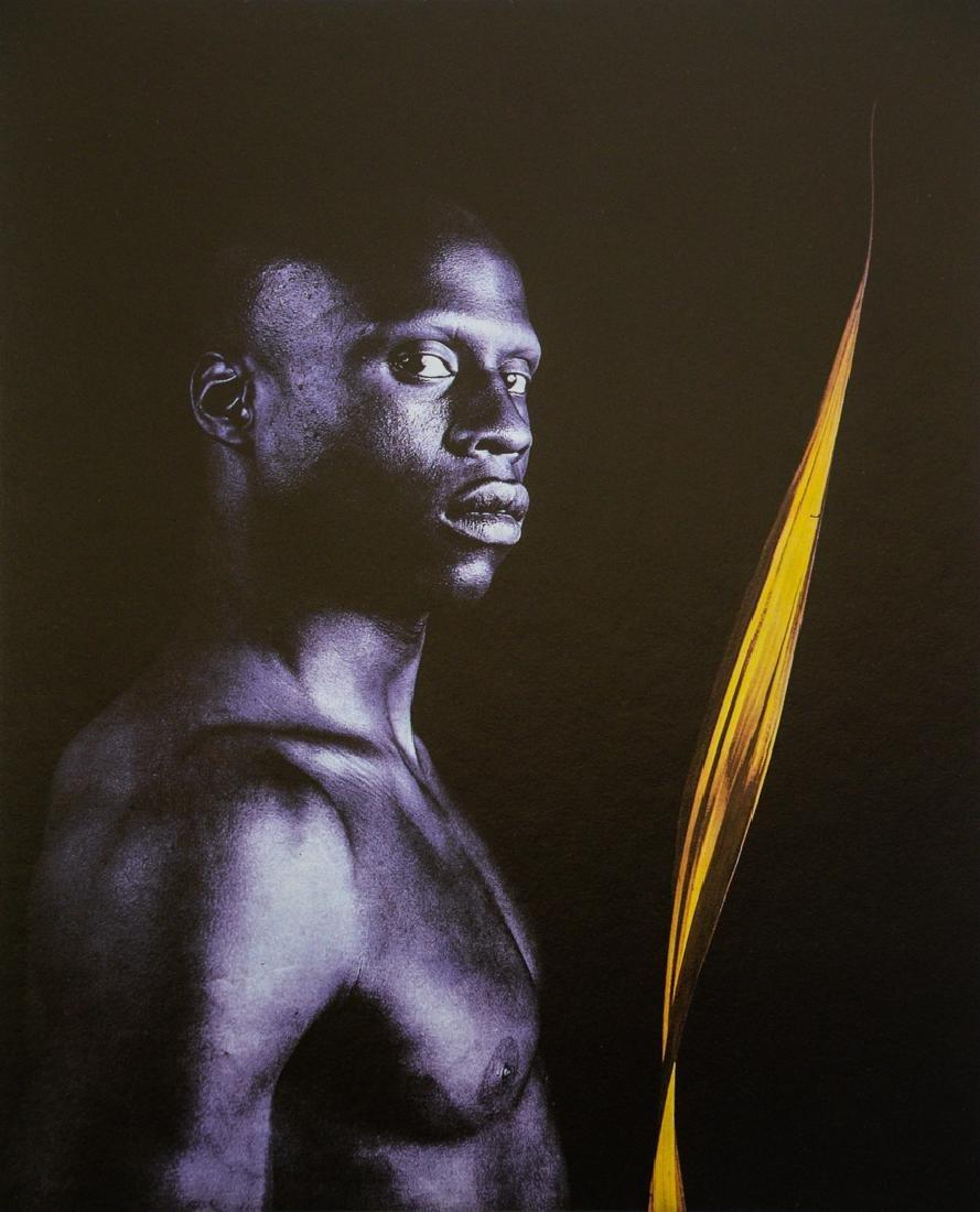 ROBERT MAPPLETHORPE - Ken Mody, 1985