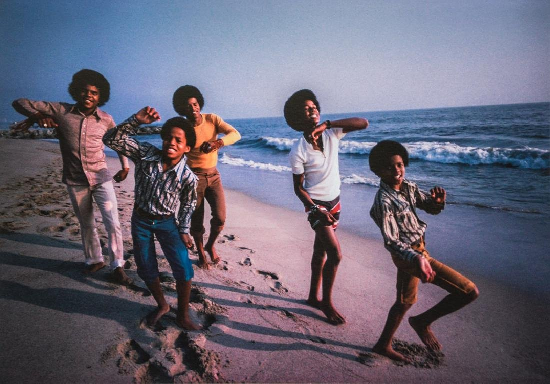 LAWRENCE SCHILLER - The Jackson 5, 1969, Limited Ed.