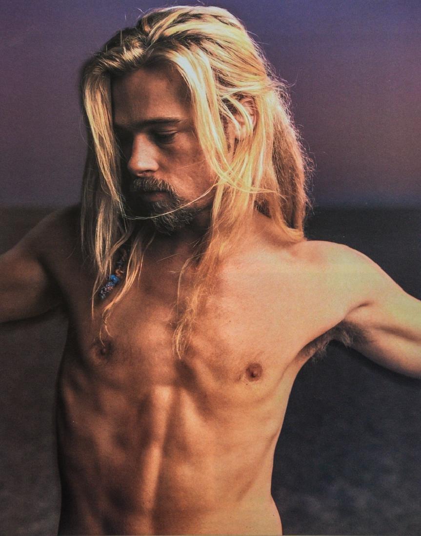 MARK SELIGER - Brad Pitt