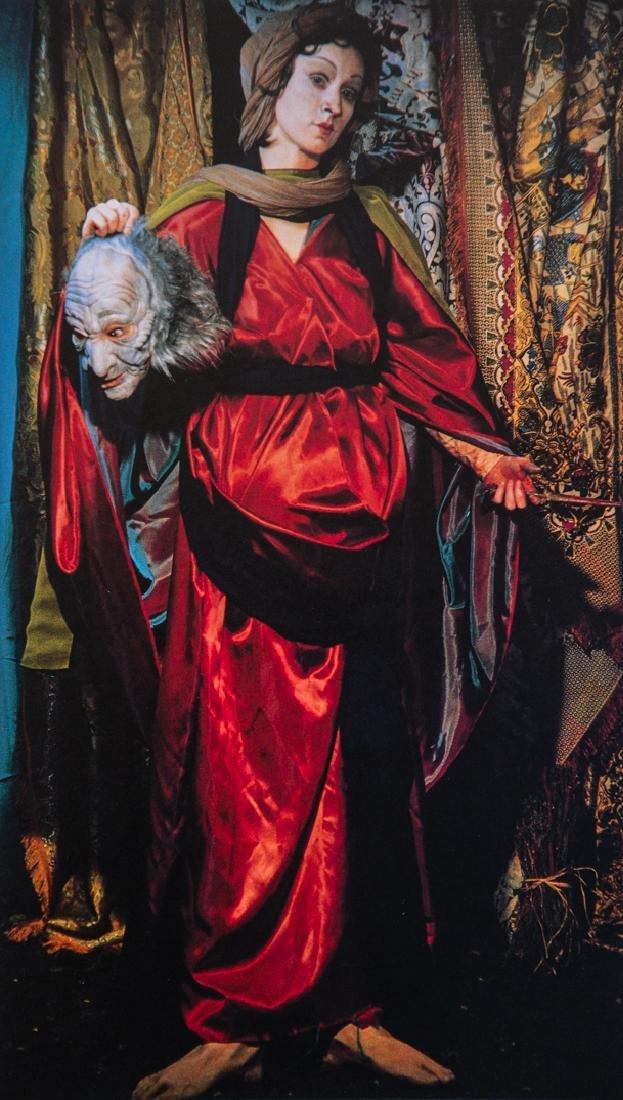 CINDY SHERMAN - Untitled #228 (Judith), 1990
