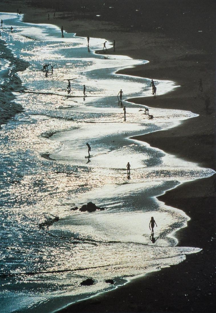 RALPH ELLIOTT STARKWEATHER - Late Afternoon Silhouettes