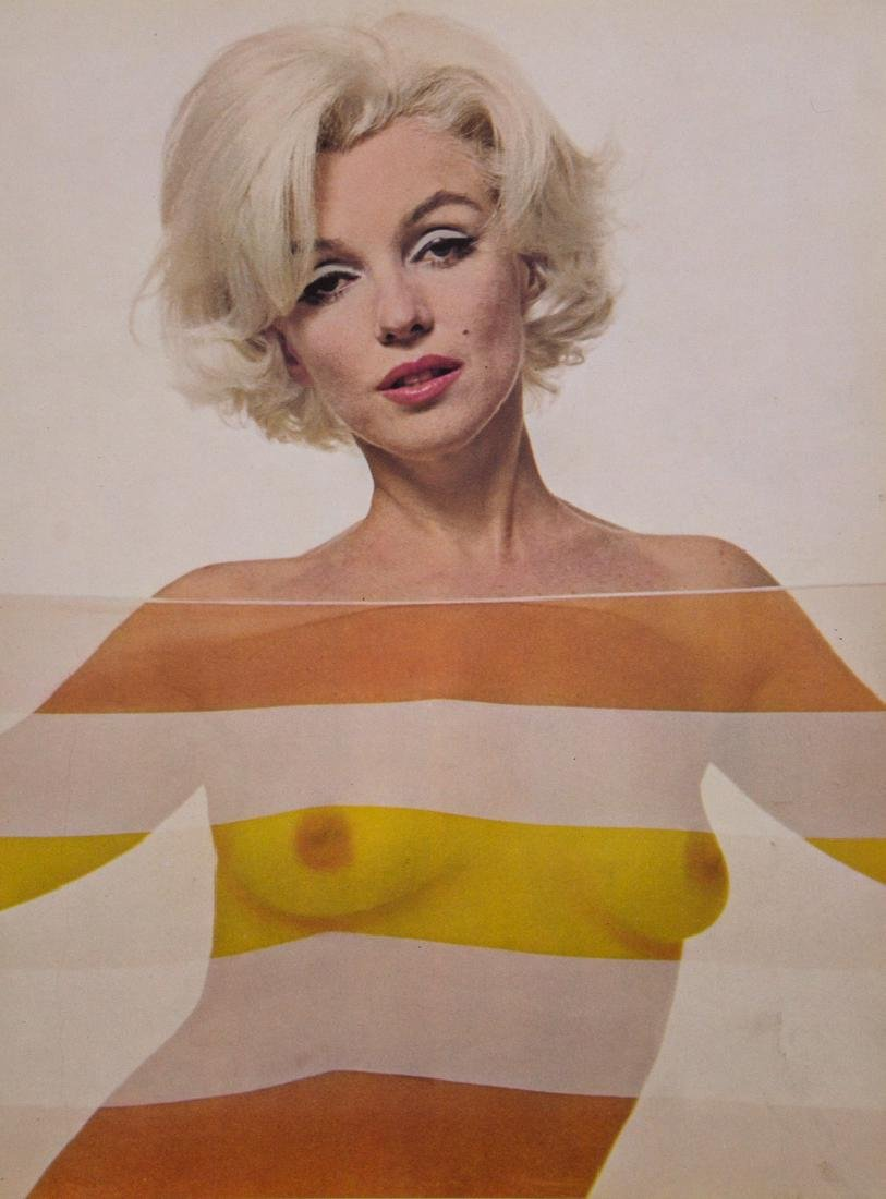 BERT STERN - Marilyn Monroe, Nude