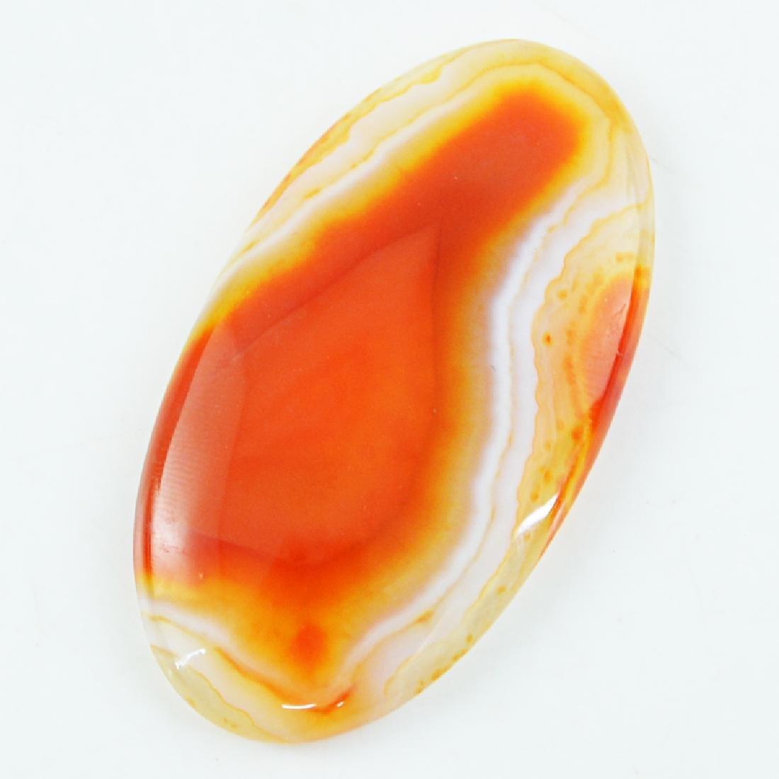 Eclusive Yemen Agate Gemstone - 2