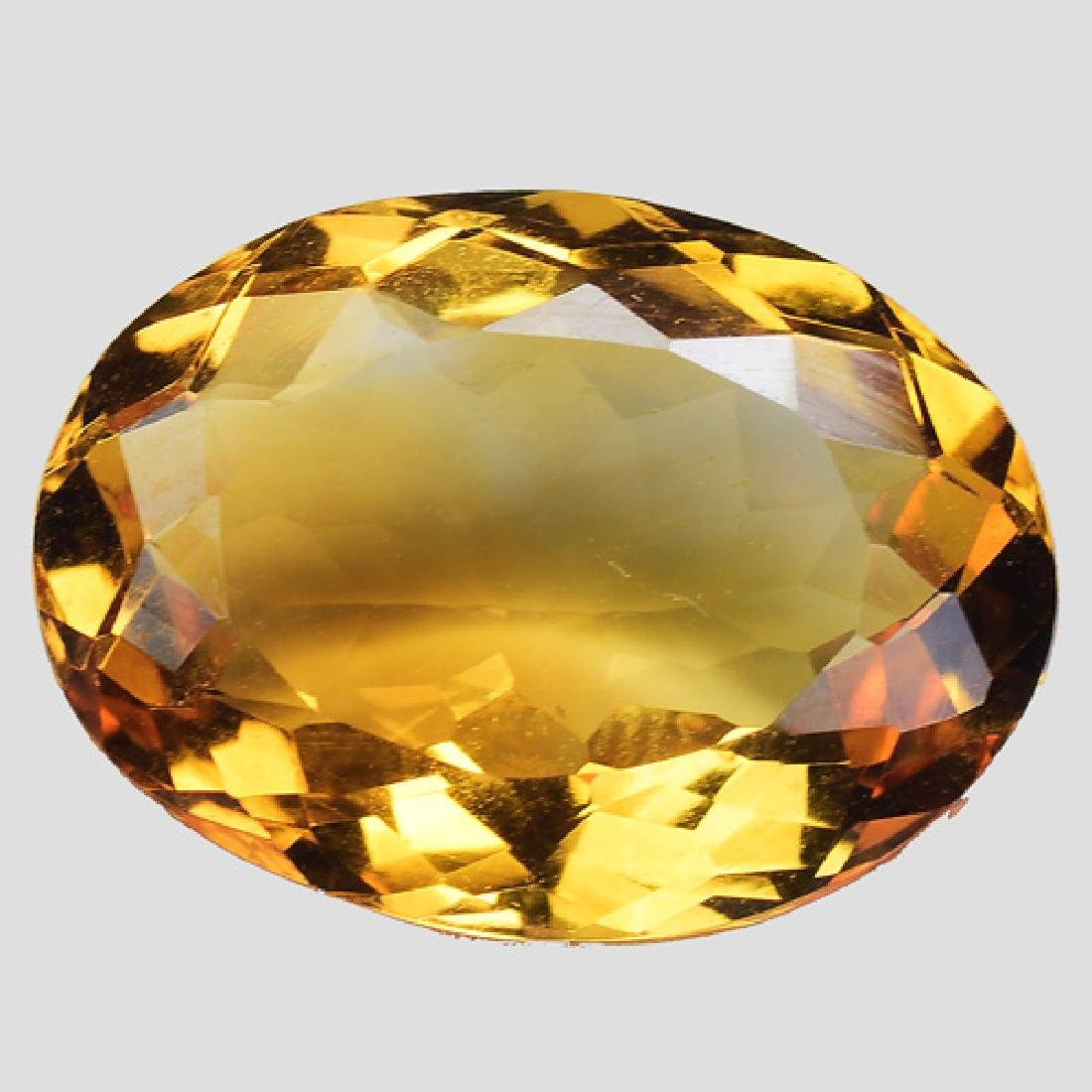 7.50Ct MOST BEAUTIFUL 100% Natural VVS Quality Citrine