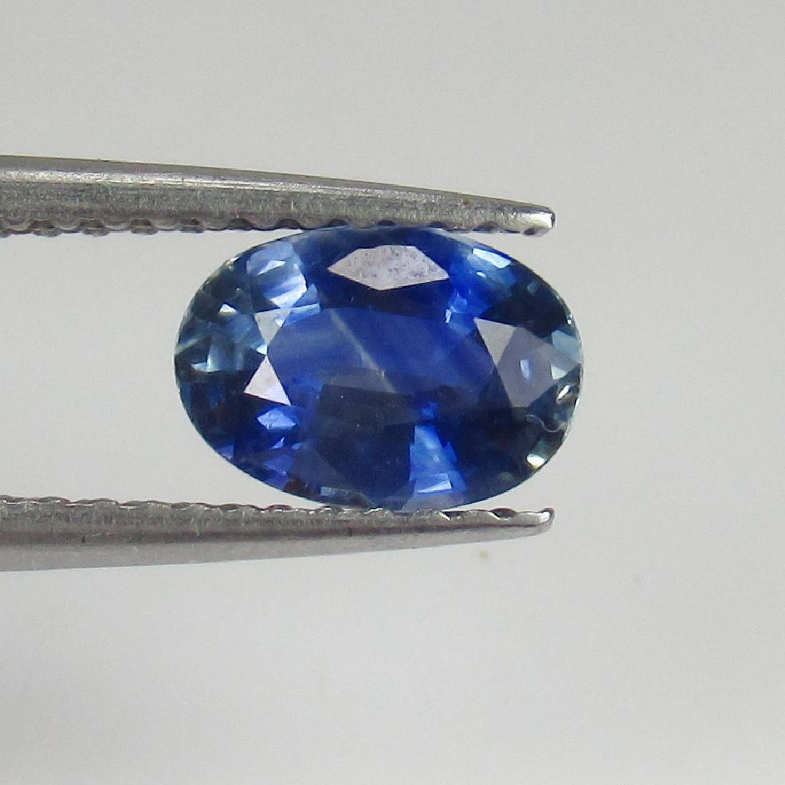 1.00 Ct Genuine Ceylon Blue Sapphire Top Quality Luster