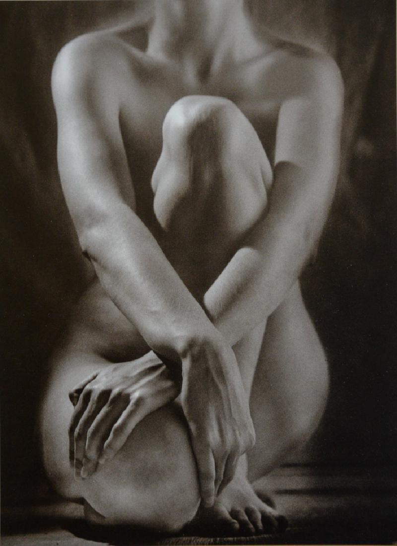 RUTH BERNHARD - Classic Torso with Hands, 1952