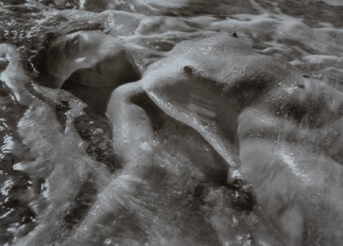 RUTH BERNHARD - In the Wave, 1945