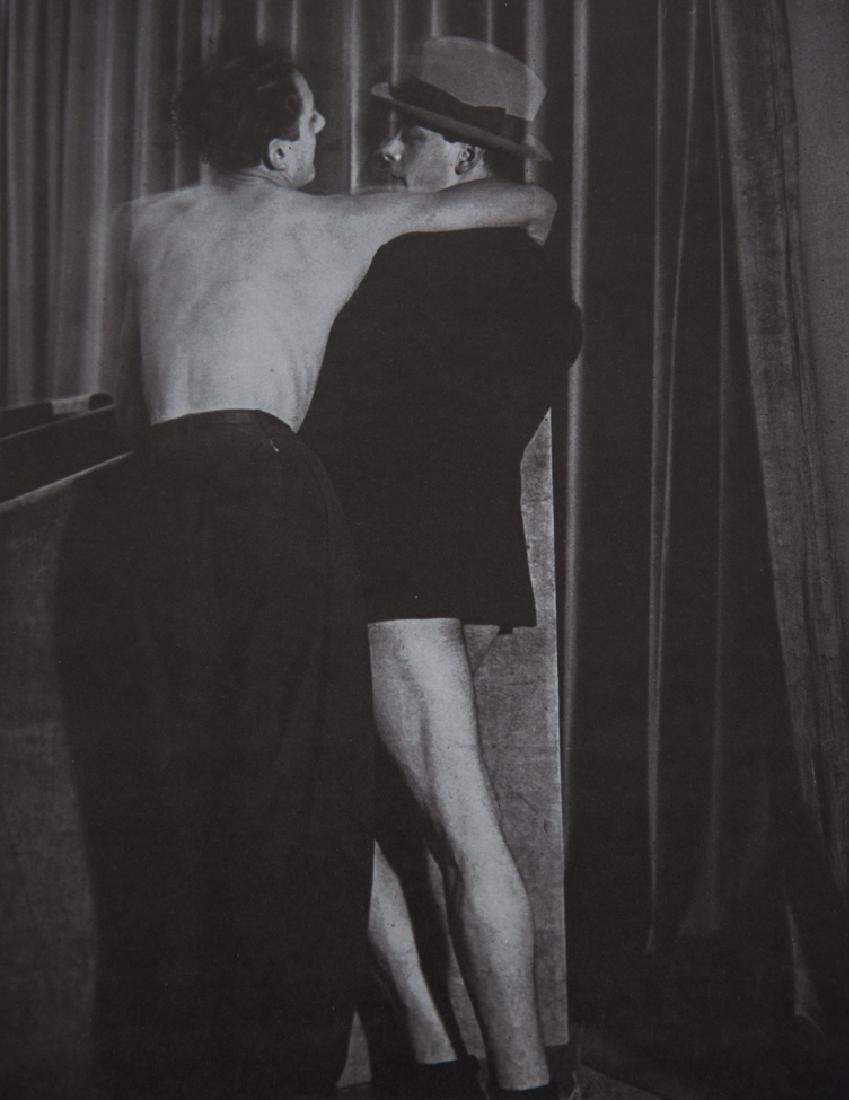 BRASSAI - One Suit for Two