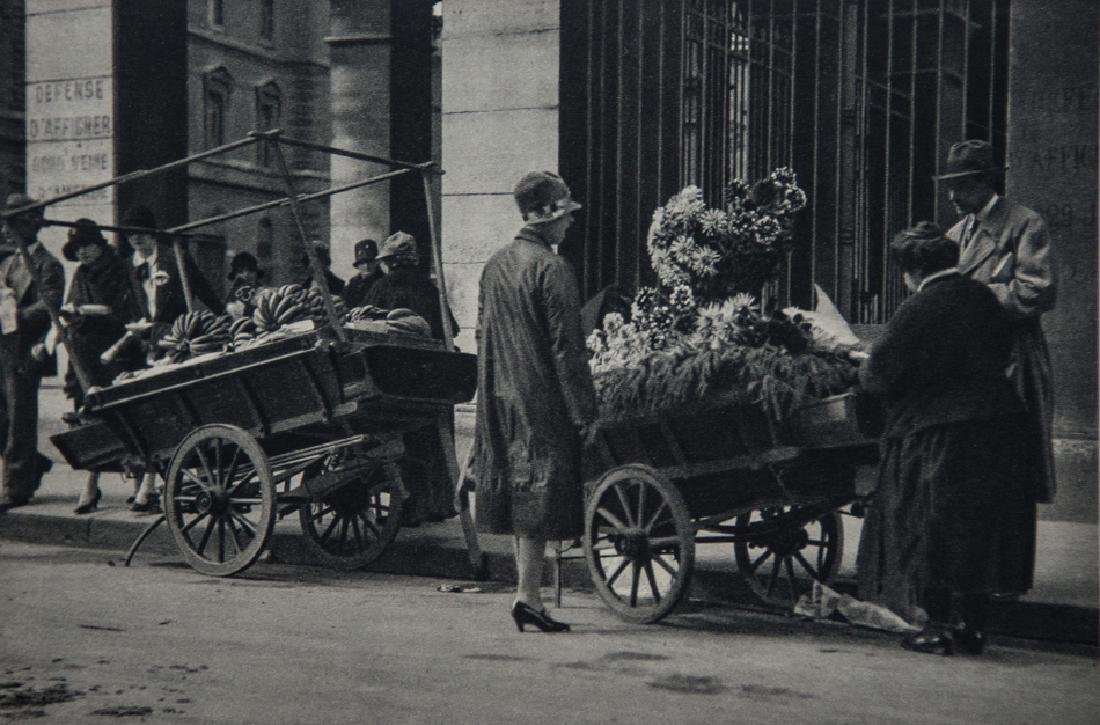 MARIO BUCOVICH - Flower Sellers