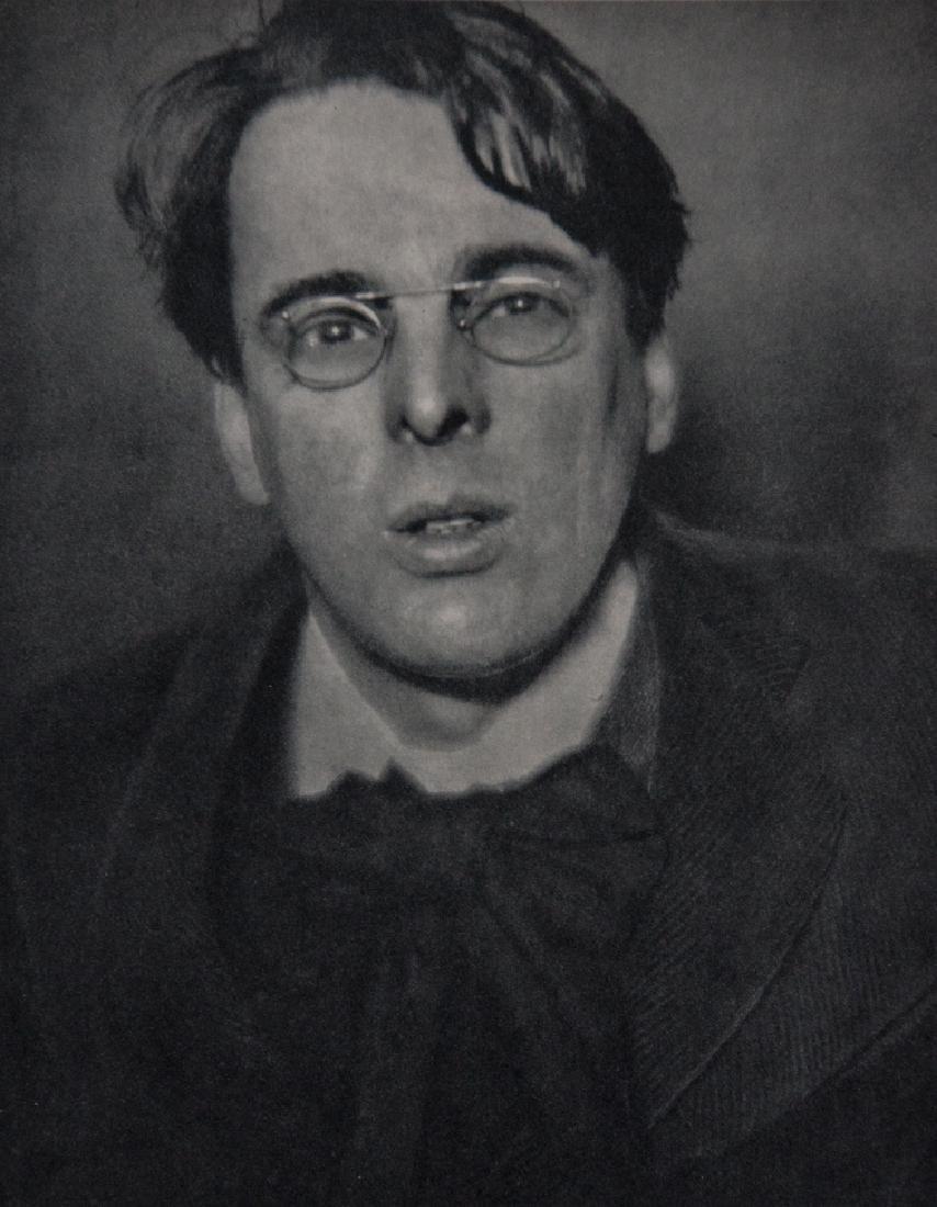 ALVIN LANGDON COBURN - William Butler Yeats, 1908