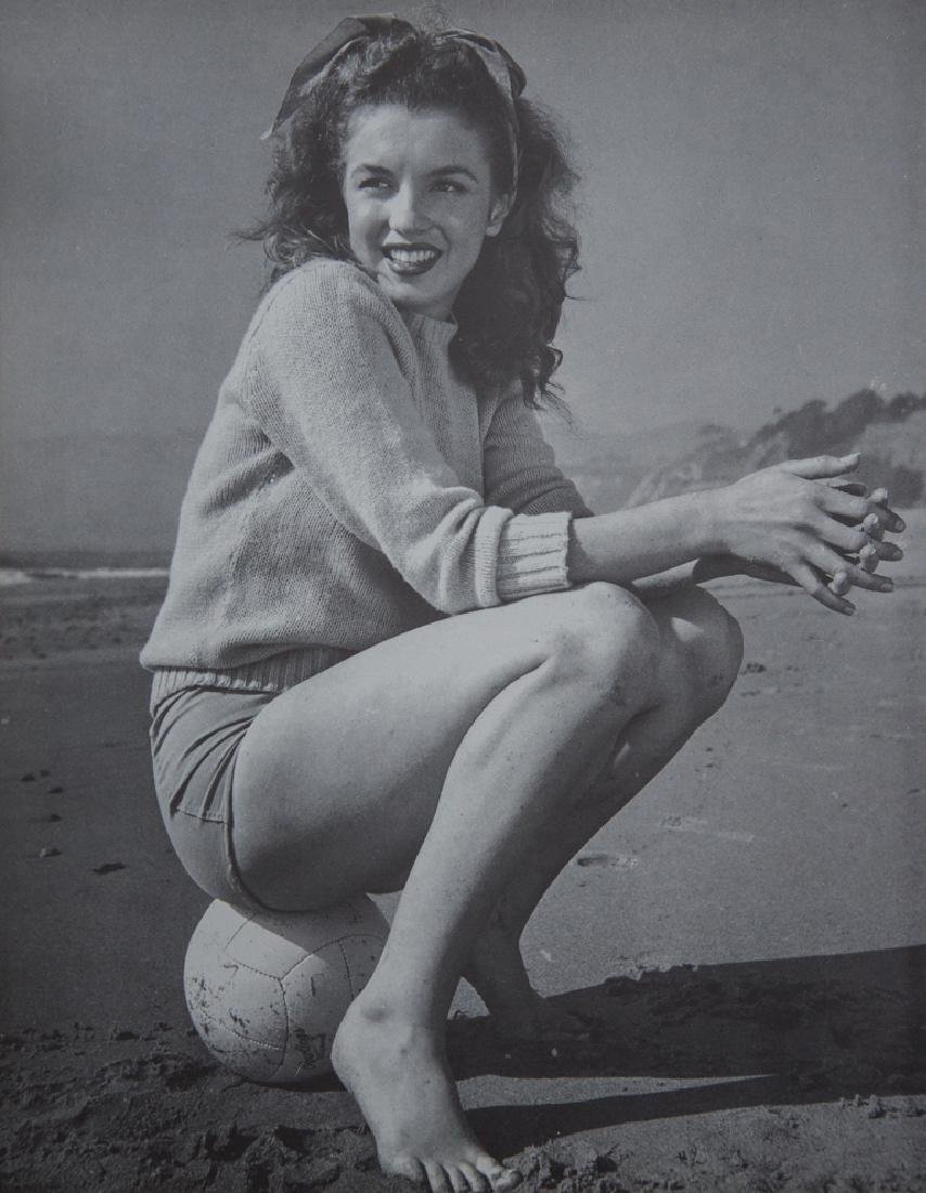 ANDRE DE DIENES - Marilyn Monroe