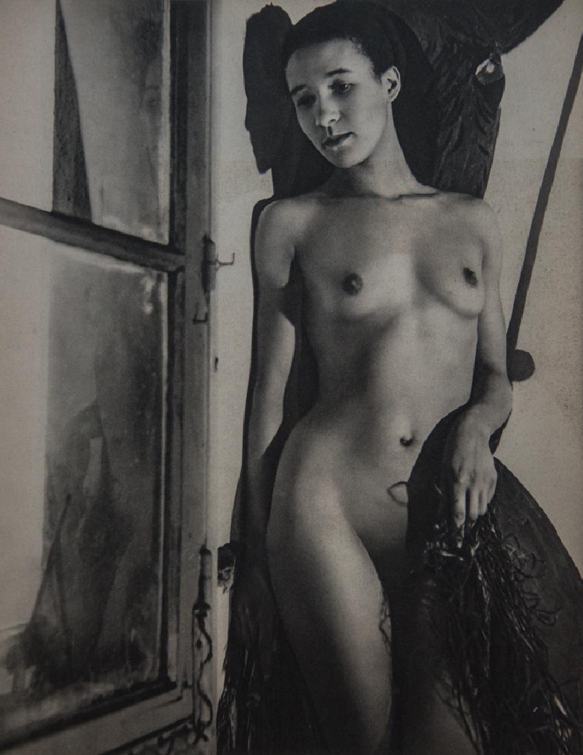 L. FAGGHETTI - Nude at Window
