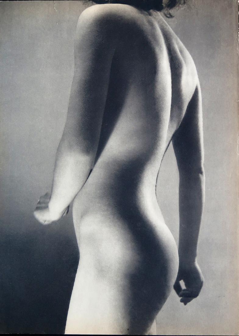 EMERIC FEHER - Vintage Nude Print