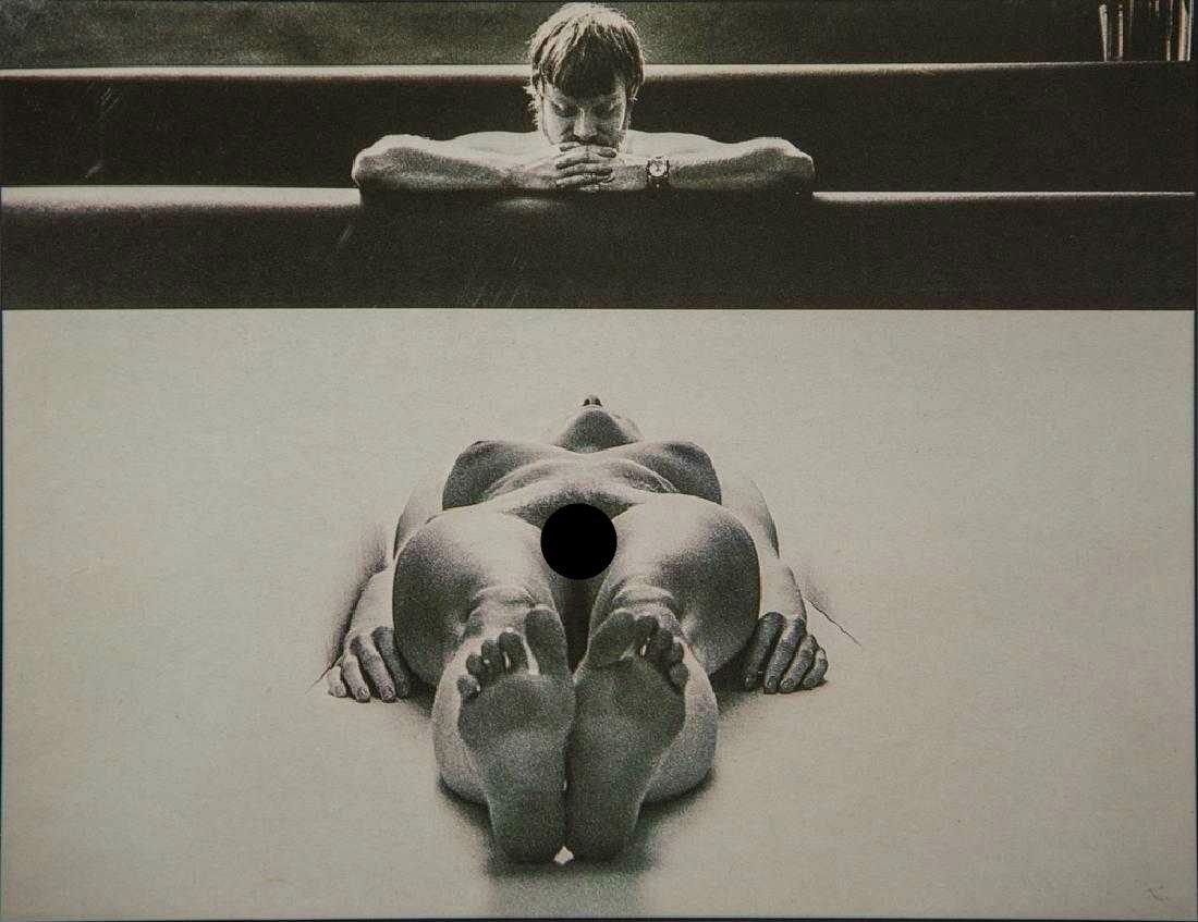 SAM HASKINS - Untitled Nude