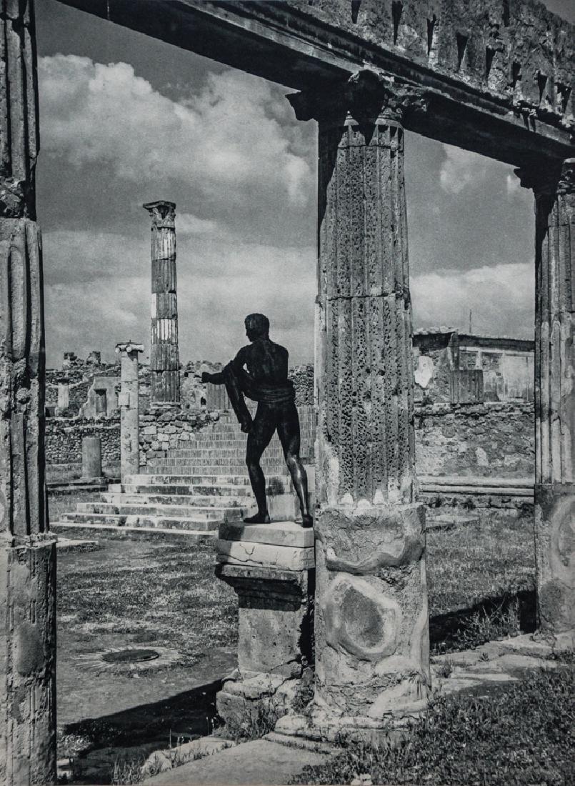 MARTIN HURLIMANN - Pompei, Tempio D'Apollo