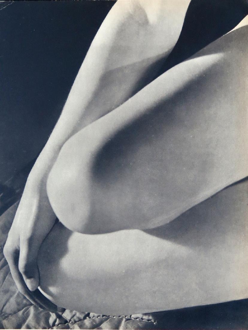 PIERRE JAHAN - Vintage Nude Print