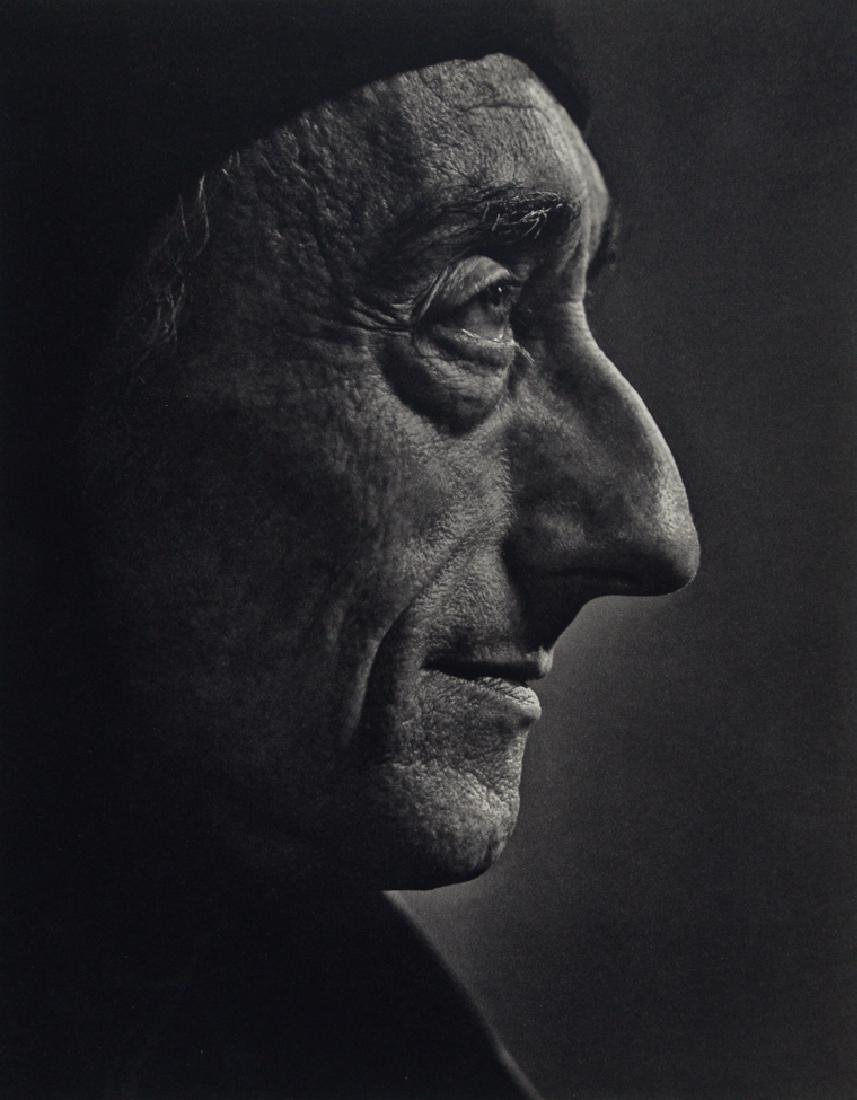 YOUSUF KARSH - Jacques Cousteau