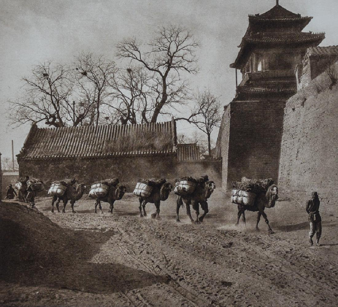 DONALD MENNIE - On the Long Trail, China, 1921