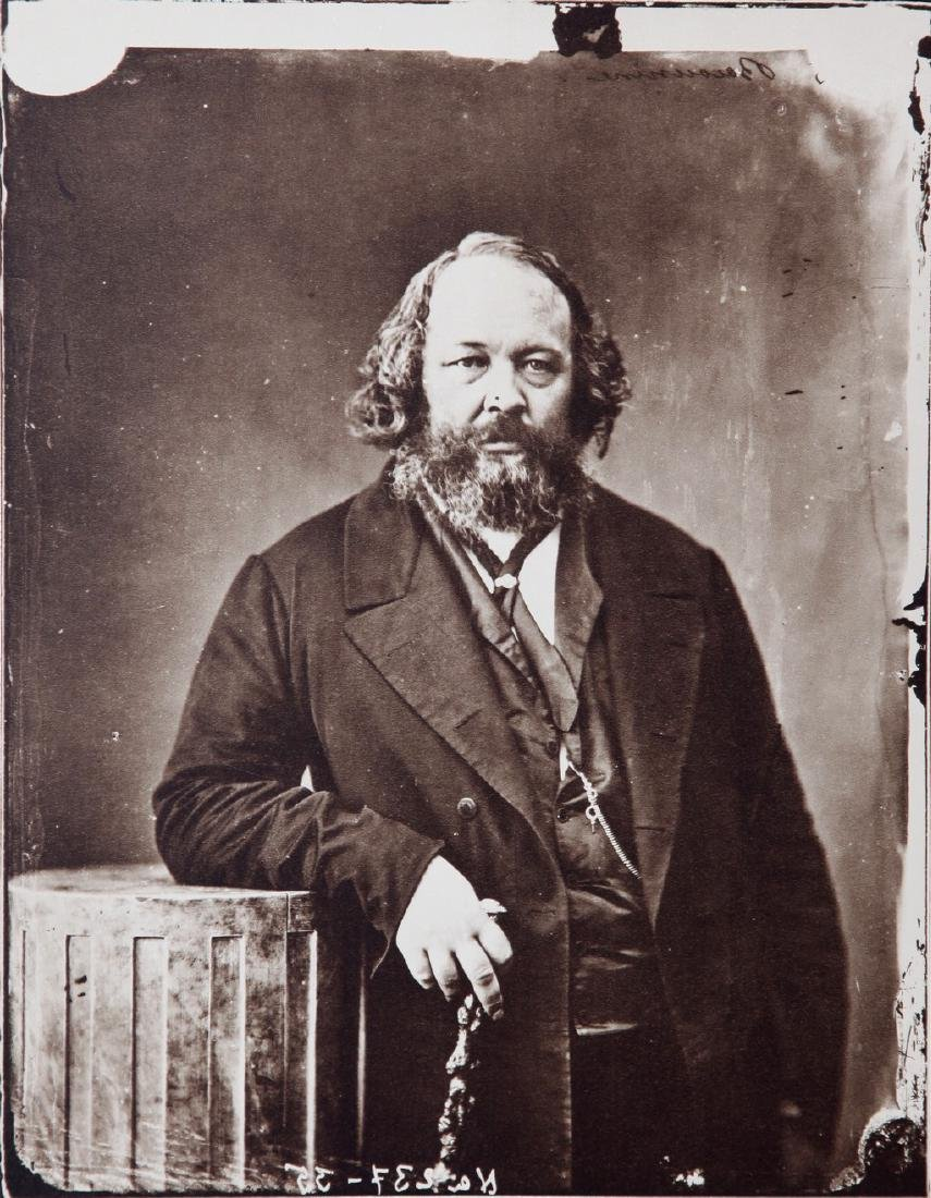 NADAR - Michahel Bakunin
