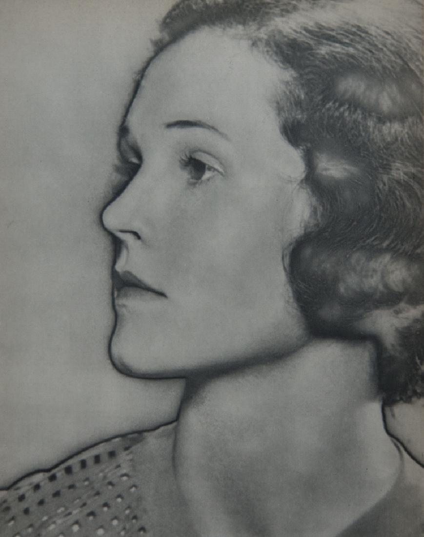 MAN RAY - Portrait, Untitled, 1932