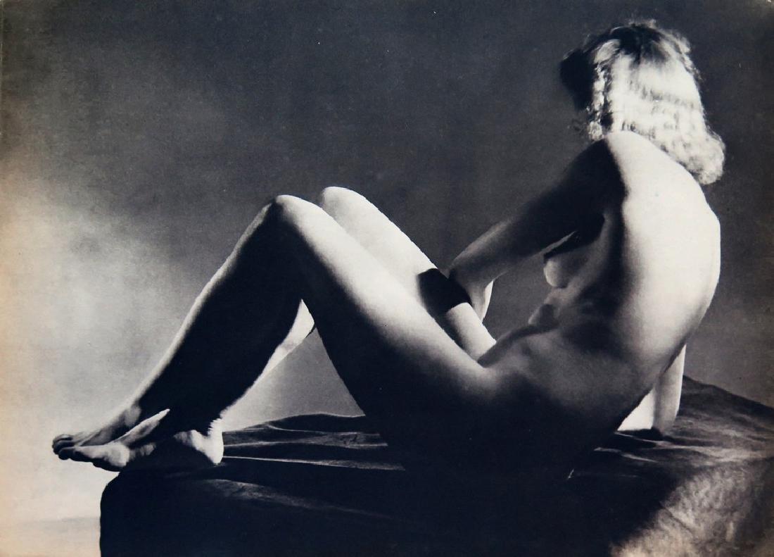 JEANNE ROBERT. - Vintage Nude Print