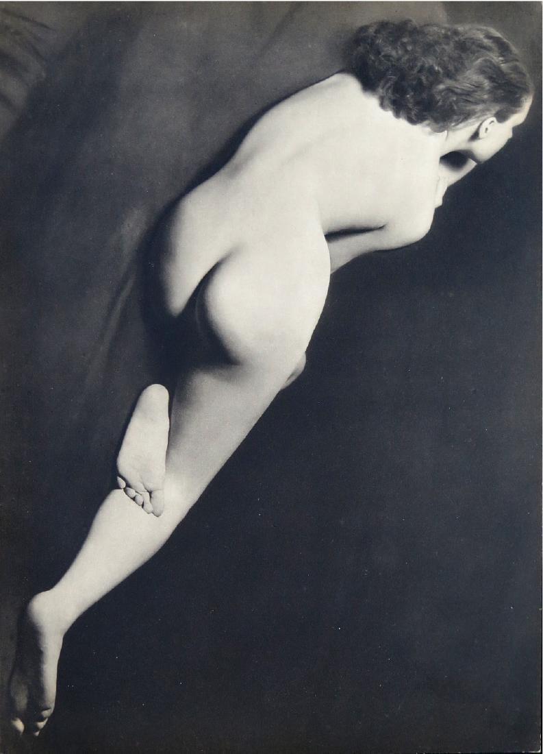 SEEBERGER - Vintage Nude Print