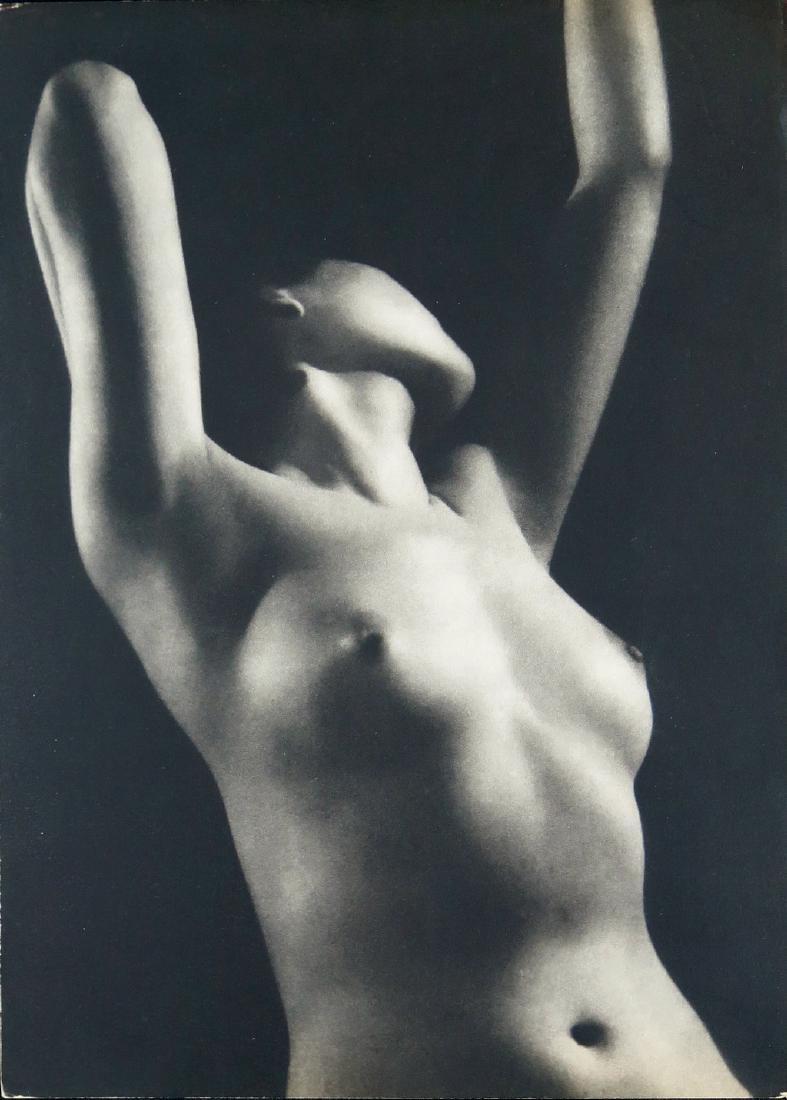 LIU SHU CHONG - Vintage Nude Print