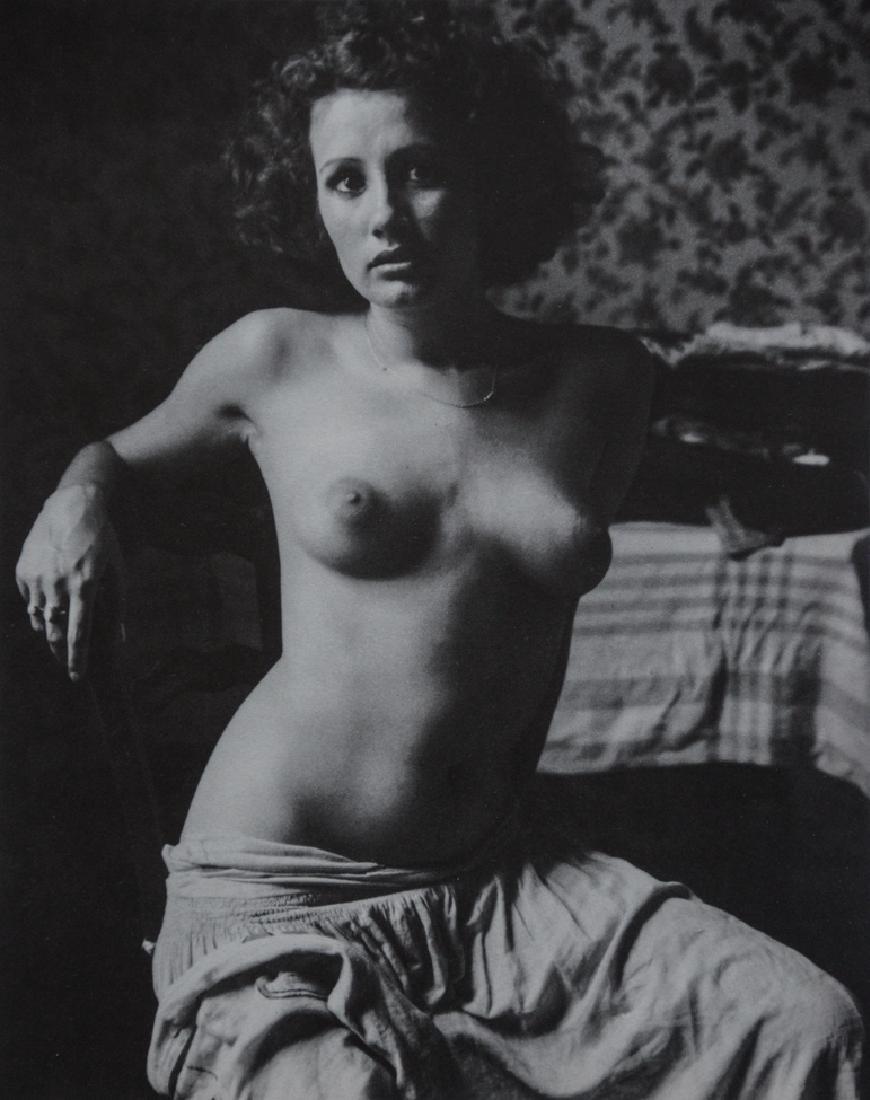 JACK WELPOTT - Sabine, France, 1973