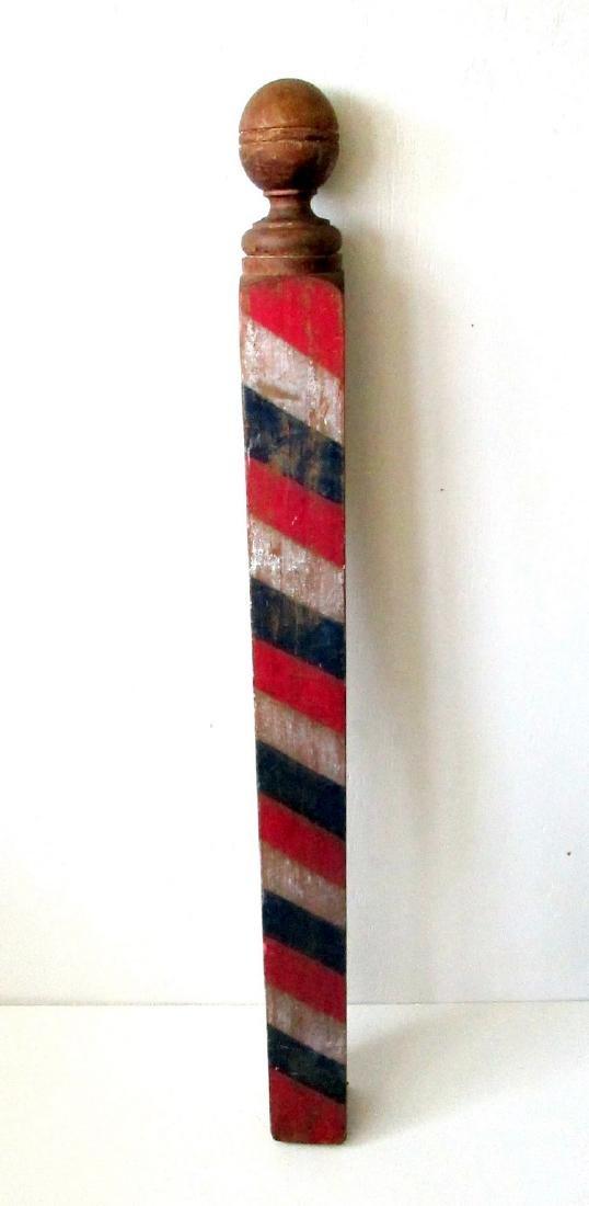 19th Century Barber Pole