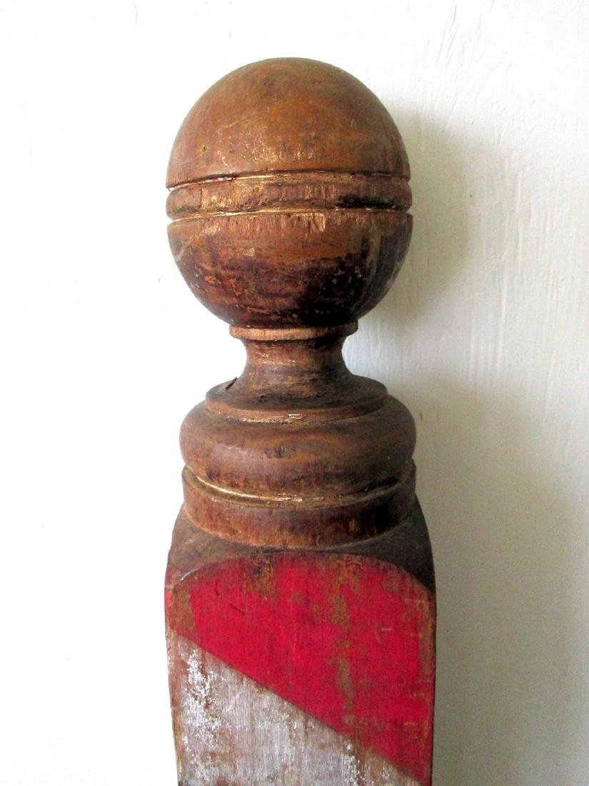 19th Century Barber Pole - 2