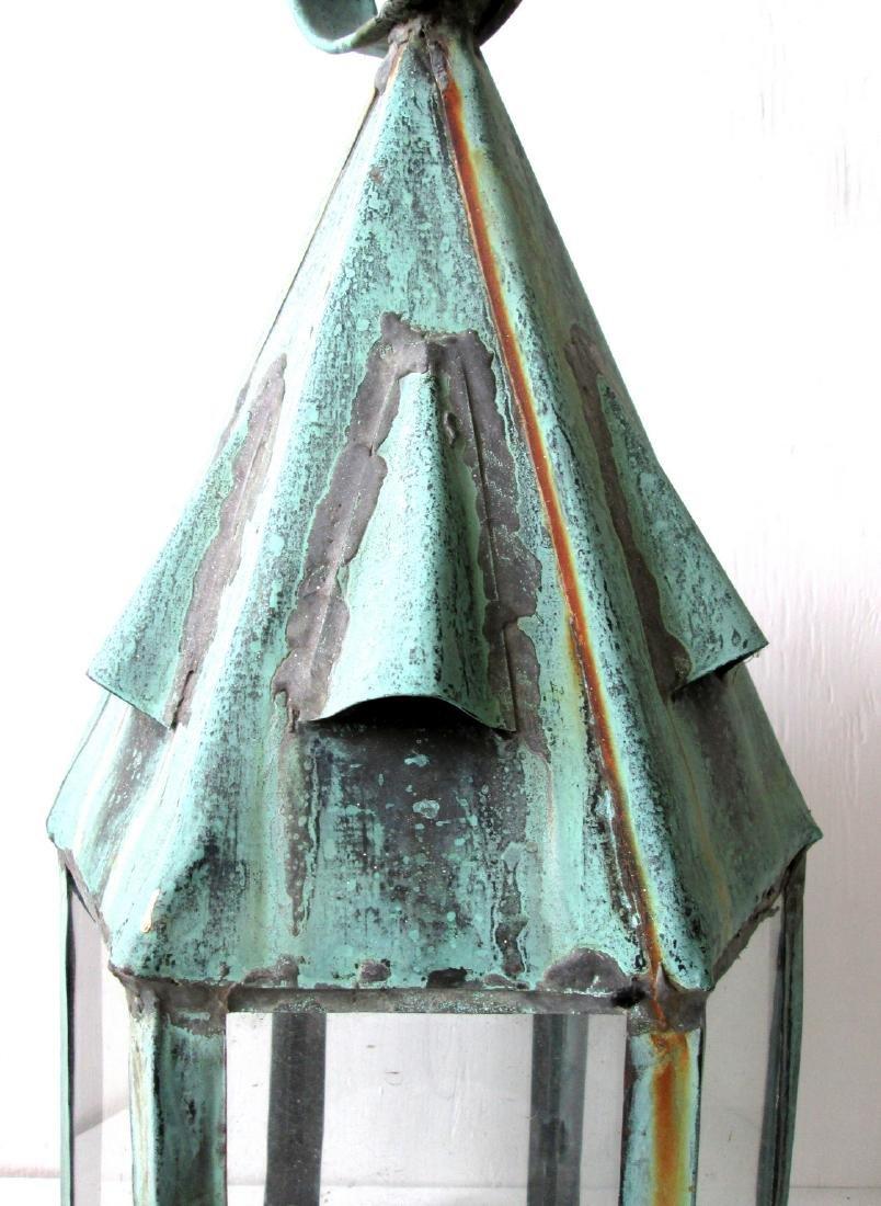 Early Copper Lantern - 2