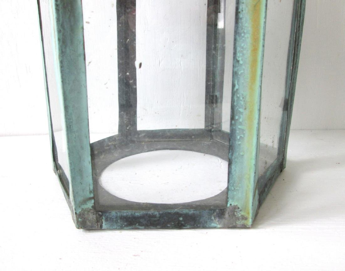 Early Copper Lantern - 3