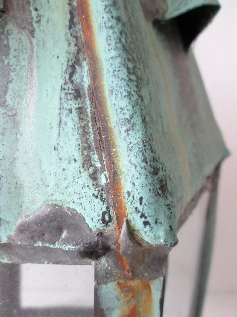 Early Copper Lantern - 5