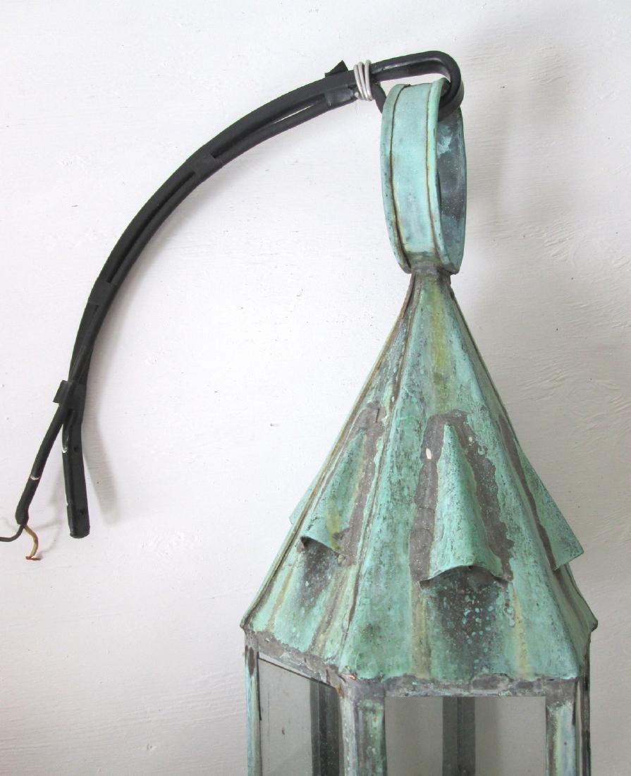 Early Copper Lantern - 6