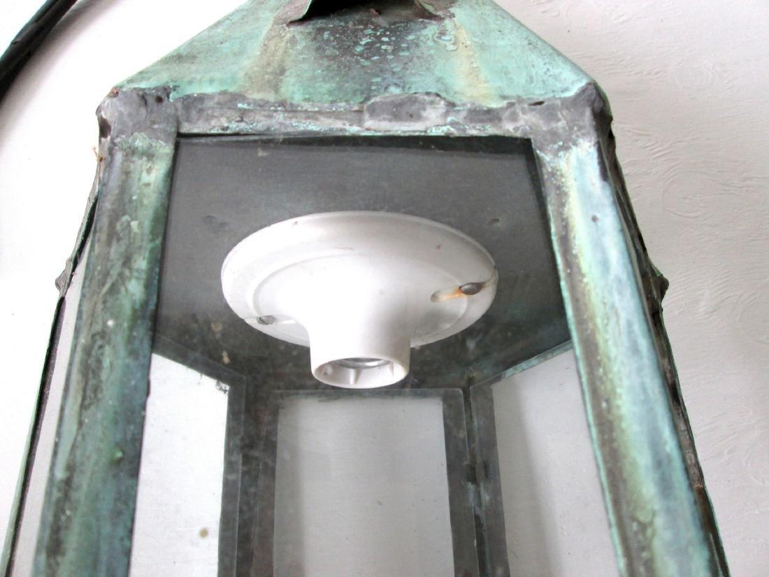 Early Copper Lantern - 7