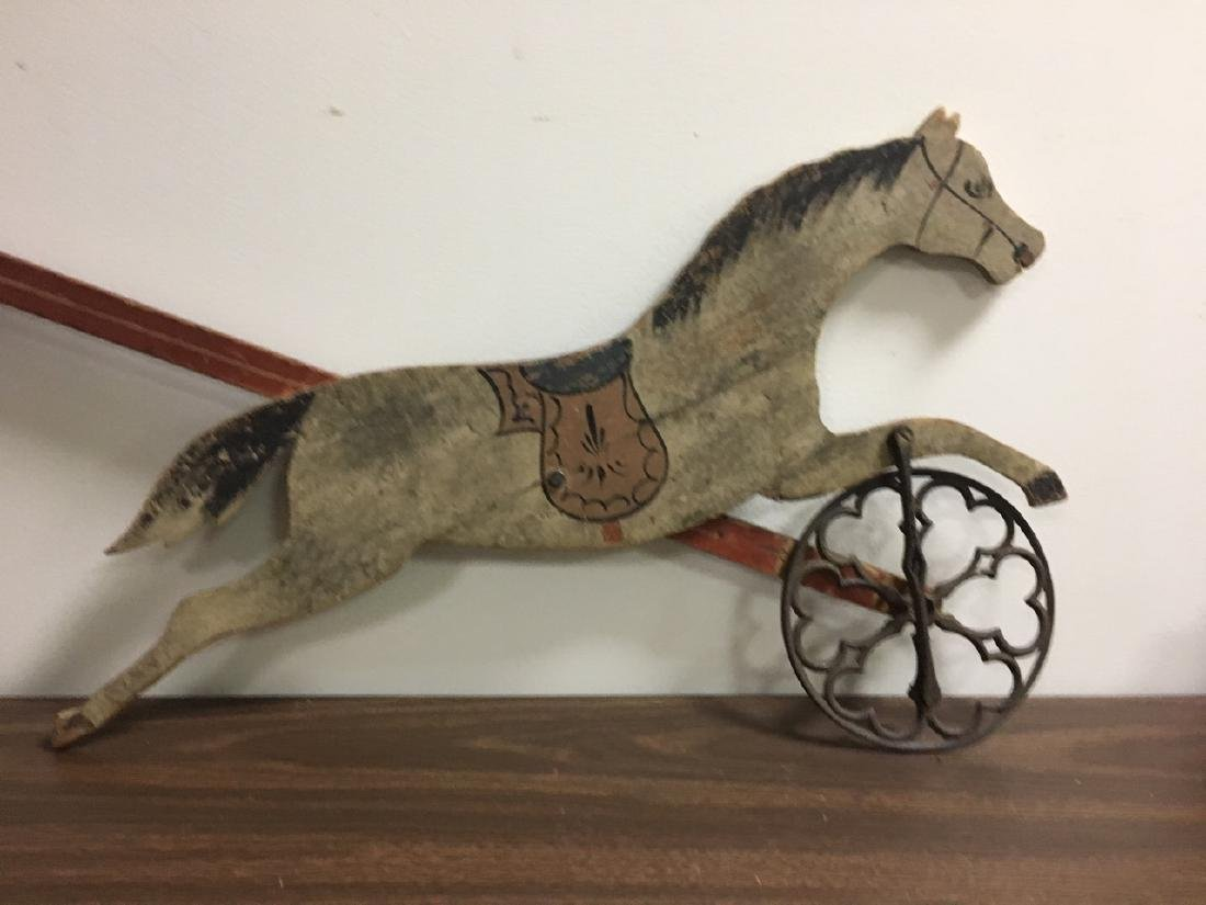 Horse Stick Toy