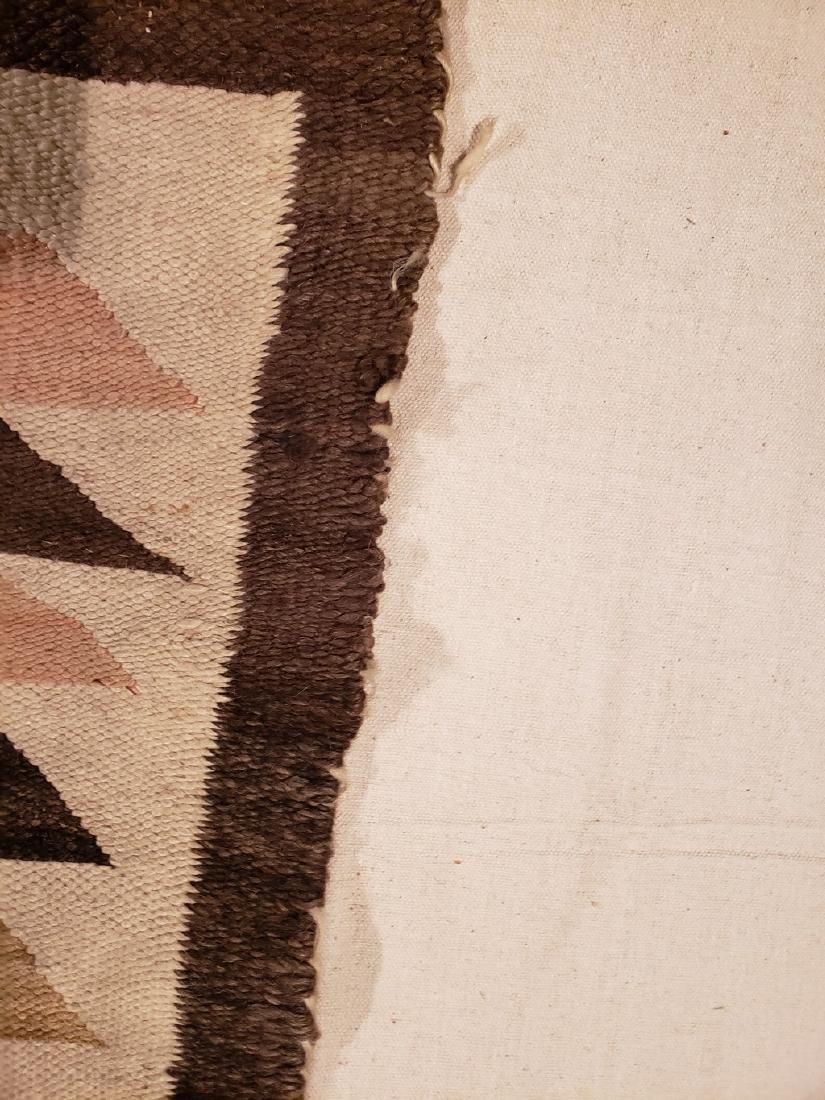 Navajo rug ca 1930 - 2