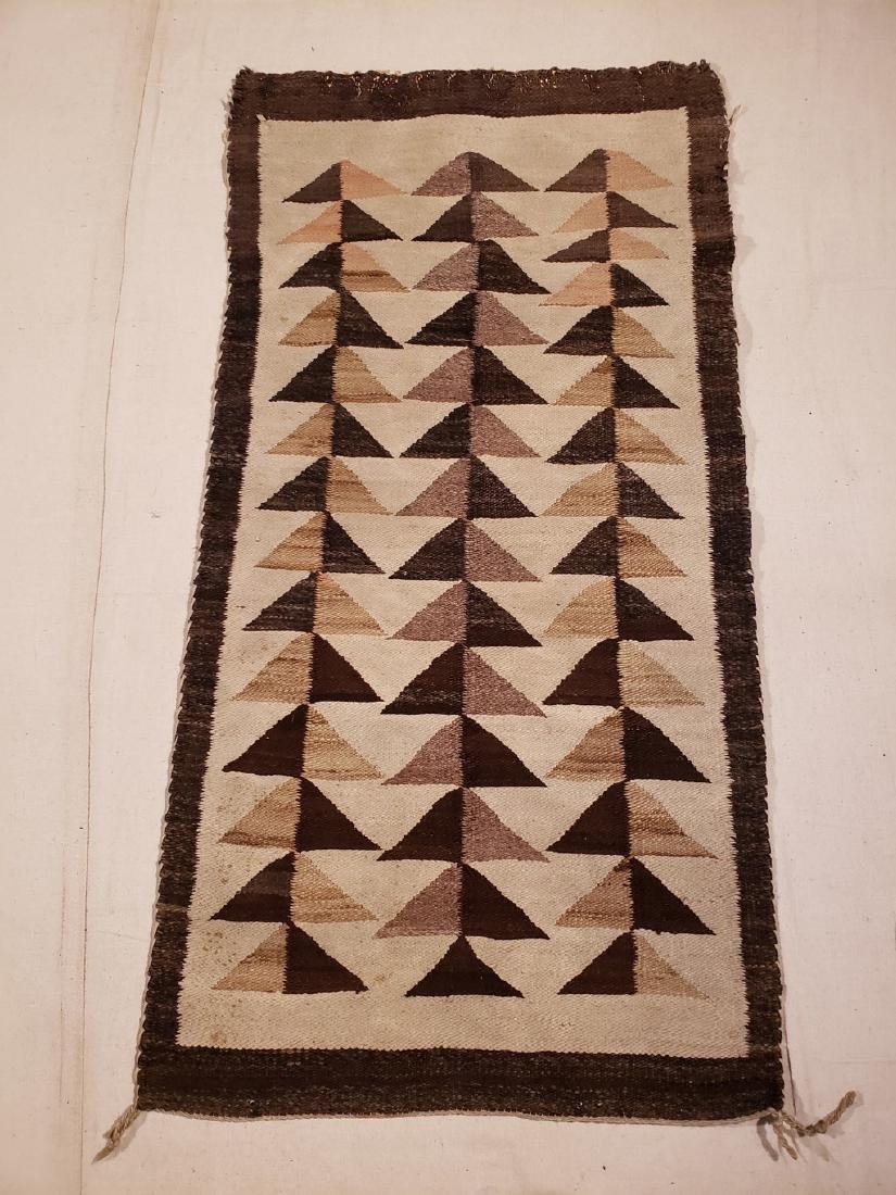 Navajo rug ca 1930 - 4
