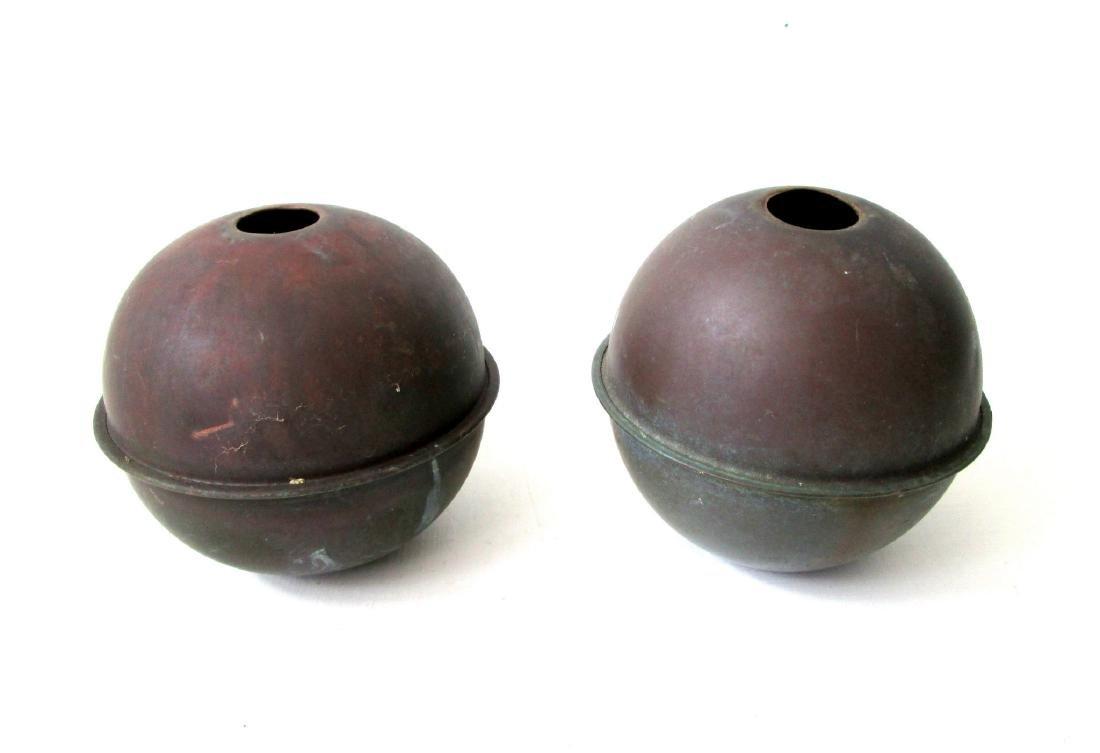 Vintage Weathervane Balls