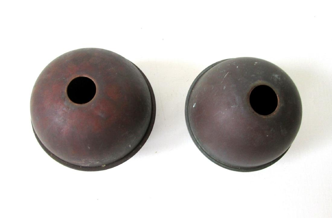 Vintage Weathervane Balls - 2