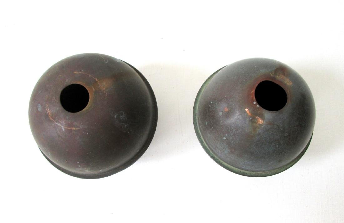 Vintage Weathervane Balls - 3